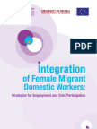 "Zelia Gregoriou, Gendering Migration and Integration Policy Frames.  ""precarious workers"" and as reconciliators"