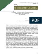 A INTERPRETAÇÃO EVOLUTIVA DE WERNER JAEGER.pdf