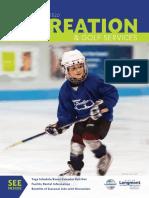 Longmont Winter Spring 2020 Recreation Brochure