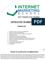Affiliate Marketing IMS