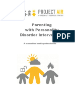 Parenting with Personality disorder