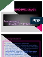 Antilipidemic Drugs