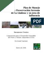 2006.Documento Tecnico Plan de Manejo Zpsll