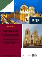 Historia Catedral