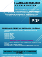 PRINCIPALES MATERIALES CERAMICOS UTILIZADOS  EN LA INDUSTRIA.pptx