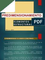 PREDIMENSIONAMIENTO-ESTRUCTURAL