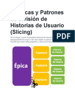 Técnicas y Patrones de división de Historias de Usuario.docx