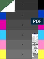 Epson Printer Stress Test Image