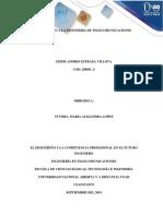 ingeniería de telecomunicaciones Resumen