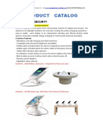Product Catalog 20190425