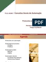 Protocolo de automação