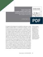 BARALDI, V. (coord.) (2018) Educación secundaria orientada en Santa Fe sujetos y construcción curricular
