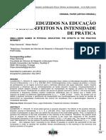 Jogos Reduzidos Na Educação Física - Efeitos Na Intensidade de Prática_299-637001051392633535