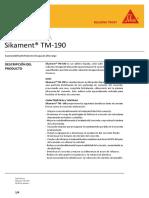 HT Sikament TM 190