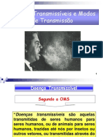 Doencas Transmissiveis e Modos de Transmissao 1