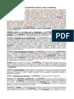 CONTRATO DE AFILIACIÓN COMERCIAL
