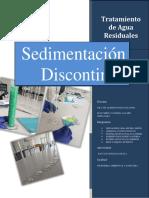 velocidad de sedimentacion