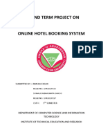Online Hotel Booking System 1