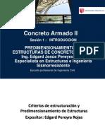 SESION 1_PREDIMENSIONAMIENTO DE ESTRUCTURAS.pptx