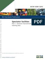 Spectator Facilities
