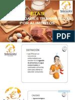 ENFERMEDADES TRANSMITIDAS POR LO ALIMENTOS