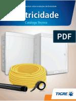 Tigre - Eletroduto PVC Flexível e Rígido