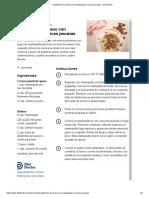 Pastel Keto de Queso Con Mantequilla y Nueces Pecanas - Diet Doctor