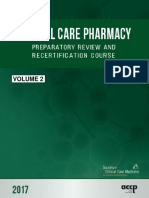 ACCP-SCCM Critical Care Pharmacy Prep Course 2017 Vol.2 [PDF] Www.medicalbr.tk