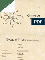 Cours3-Chimie Du Vivant