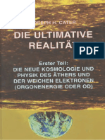 Die Ultimative Realitaet Teil 1 Joseph H.cater