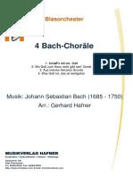 4 BACH CHORALE @ J.S. Bach @ Gerhard Hafner.pdf
