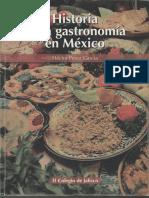 Historia de La Gastronomiìa en Meìxico