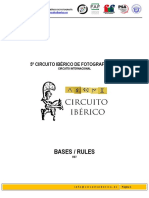 Bases 5o Circuito Iberico de Fotografia