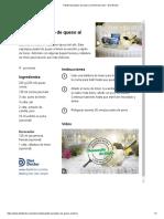 Pastel Esponjoso de Queso Al Limón Low Carb – Diet Doctor