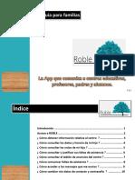 Roble App Guía Visual 1.1