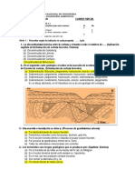Exam Parcial Geologia FIA UNI 2017 02