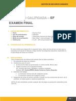 Exam Final