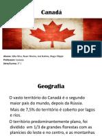 Canadá Jojo