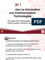 1 Introduction to ICT