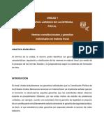 UNIDAD 1 Marco Juridico de La Defensa Fiscal