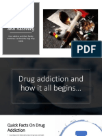 drug addiction rehabilitation and recovery persuasion effect project final