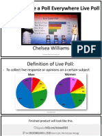 live poll in powerpoint tutorial
