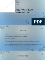 healhy people 2020summer17