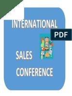 Conferecnai Internacional