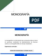Monografía UCV