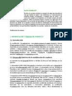 CONTENIDO PSICOLOGICOS TERAPEUTICOS Y CONCE´TUALES DE PSICOLOGIA 2019