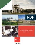 Estrategia Turismo Madrid