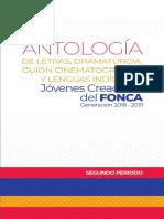 Antologia JC FONCA 2019