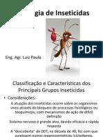 Tecnologia de inseticidas
