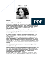 Simone Weil Ficha 2.0